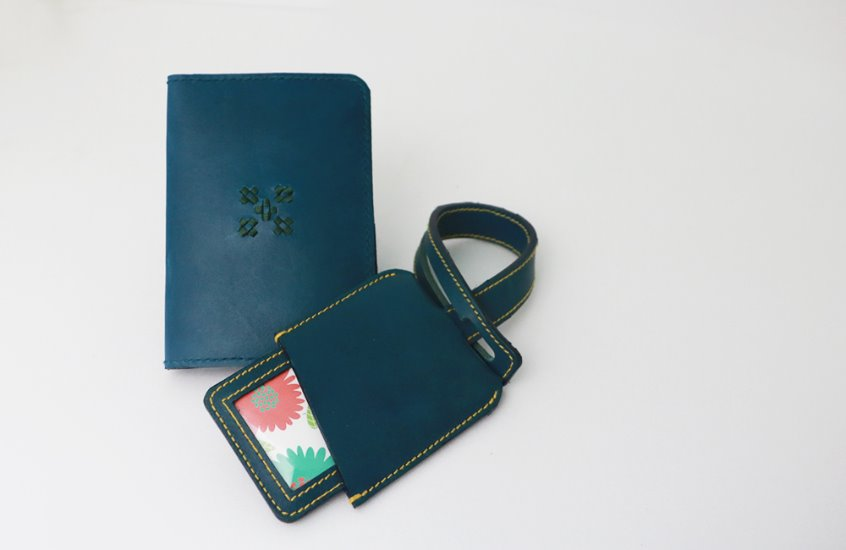 Travel Set-Peacock BL(10%할인)